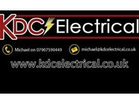 KDC Electrical - 24hr electricians - competitive rates - free quotes