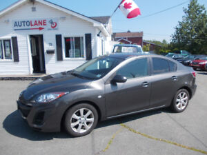 2010 Mazda 3 Sedan SUPER CLEAN with 69000km VERY Smart buy