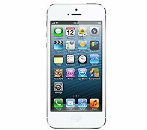 Mint Condition 16GB White iPhone 5