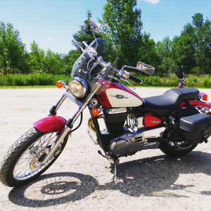 Suzuki Boulevard S40 for sale