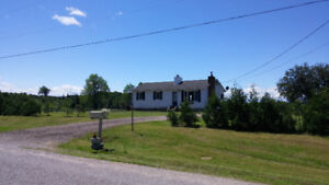 Beautiful country home for rent close to HWY 17