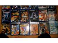Ps2 fat version with 24 games