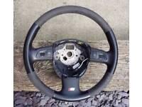 Audi a4 b7 s line steering wheel