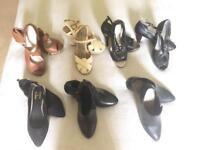 LIKE NEW BRANDED shoes bulk sale size 3 & 3 1/2 (eur 36)