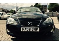 Lexus IS 250 , Automatic, 2008 , full service history, full year MOT or swap to left hand drive
