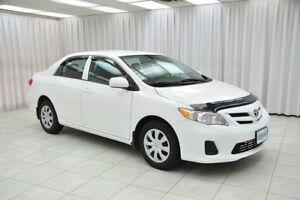 2013 Toyota Corolla CE SEDAN w/ BLUETOOTH, A/C, STEERING MEDIA C