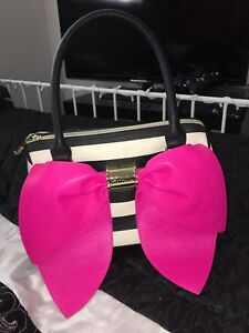 Betsey Johnson Purse (Used Once)