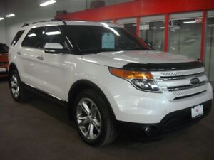 2013 Ford Explorer Limited/NAVY/CAM/PANO