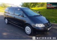 2005 VOLKSWAGEN SHARAN TDI - FSH, FREE DELIVERY - WARRANTY AVAILABLE