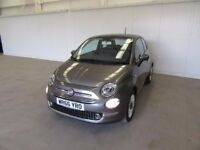 Fiat 500 1.2L Lounge 3DR Only 5,003 Mileage! Finance Available!