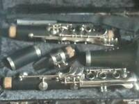 School grade clarinet