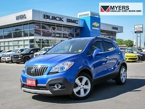 2015 Buick Encore AWD, CRUISE BEST PRICE IN CANADA!