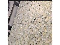 FREE 2.4M X 2.4M FLOWER WALL