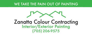 Professional Interior/Exterior Painting - Call Today Free Quotes