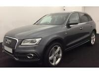 Audi Q5 S Line Plus FROM £103 PER WEEK!