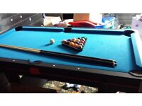 Pool Table 5ft X 3ft