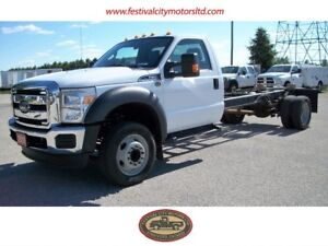 "2013 Ford F-550 XLT | 201"" Wheelbase"