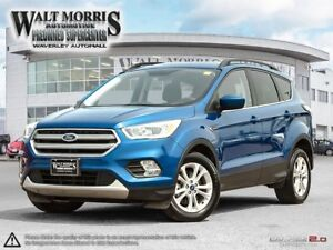 2017 Ford Escape SE: NO ACCIDENTS, ONE OWNER, HEATED SEATS