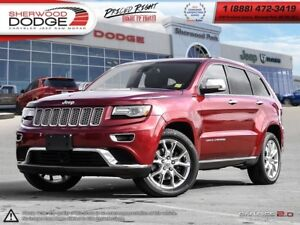 2014 Jeep Grand Cherokee SUMMIT | DIESEL | GOLD PLUS EXT WARR |