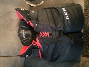 CCM Jr Goalie Pants - Medium.
