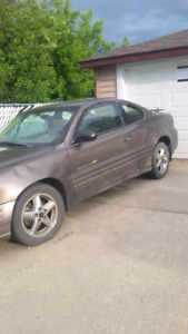 Grand am for sale. Need gone