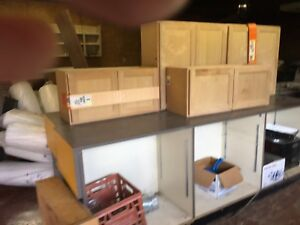 New 9 kitchen cabinets for sale