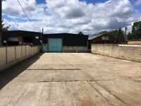 Commercial Workshop to Rent in Mole Road Sindlesham