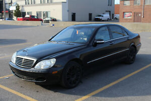 Mercedes S500 2003 4Matic 4000$