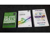 Books sociology