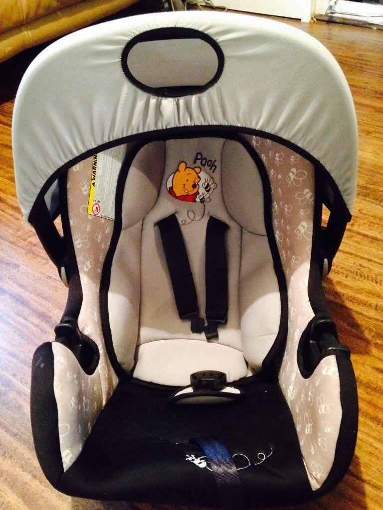 Winnie The Pooh Car Seat