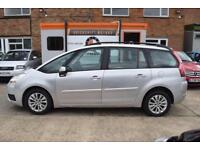 Citroen Grand C4 Picasso 1.6HDi 16v EGS VTR+ Auto 7 seater Cheap