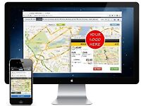 Taxi Software – UBER CLONE taxi / chauffeur business. Fleet Tracking, Schedule Management etc + App