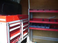 Van Racking Bott