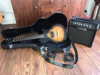 Epiphone Les Paul Special with Amp and Case