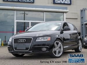 2010 Audi A3 S- Line 6 Speed Manual/Panoramic Sunroof