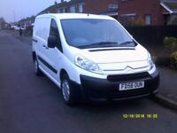 2009 CITREON DISPATCH 1000 HDI 90 SWB WHITE NEW CAMBELT AND WATER NEW CLUTCH NO VAT