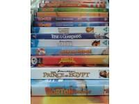 25 Childrens DVDS Dreamworks/Nickelodeon/Warner Brothers.