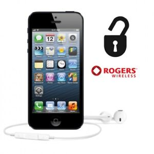 UNLOCKING IPHONE SERVICES - ROGER NETWORK