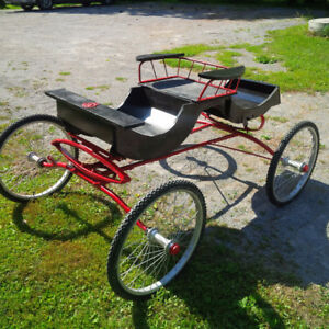 Beautiful Horse/Pony Carriage/Buggy