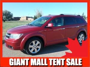 2009 Dodge Journey R/T ** LEATHER ~ DVD ~ TOUCHSCREEN **