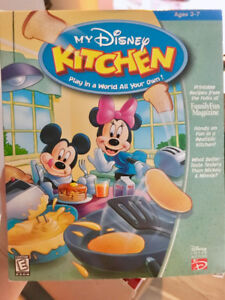 My Disney Kitchen PC Game