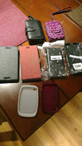 Cell phone case lot