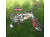 Bike for age 5-7, 16 inch wheels