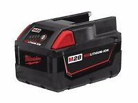 Milwaukee 28volt 3ah battery brand new never charged