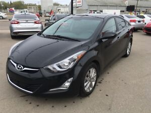 2015 Hyundai Elantra Sport Package w/sunroof