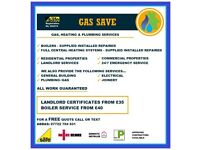 Gas Safe , Boiler Central Heating Engineer, General Plumbing . + commercial & residential work