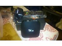 Tx2 android box 2gb rom 16gb storage