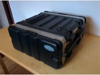 SKB 4U Rack Flight Case - Excellent Condition