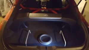 NISSAN 350Z SYSTEM WIRELESS/REMOVABLE ENCLOSURE HARNESS BAR