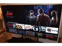 """LG 55UH850V 55"""" 4K HDR/Dolby Vision SUPER UHD TV - In excellent as new condition"""